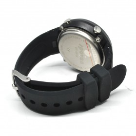 Spovan SPV900 Waterproof Fitness Watch Pedometer Heartrate Monitor - Black - 3
