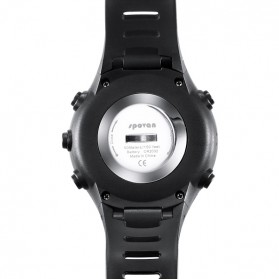 Spovan Leader II Jam Tangan Outdoor - Leader 2G - Black - 3