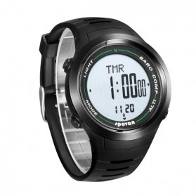 Spovan Leader II Jam Tangan Outdoor - Leader 2G - Black - 6