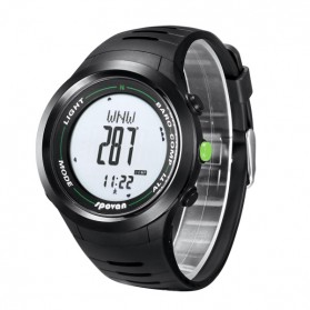 Spovan Leader II Jam Tangan Outdoor - Leader 2G - Black - 7