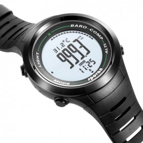 Spovan Leader II Jam Tangan Outdoor - Leader 2G - Black - 8