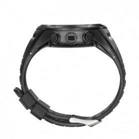 Spovan GL006G Jam Tangan Olahraga Lari Smartwatch GPS Heartrate - Black - 3