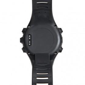 Spovan GL006G Jam Tangan Olahraga Lari Smartwatch GPS Heartrate - Black - 4