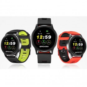 Spovan Smartwatch Fitness Tracker Android iOS - Venus - SW001 - Green - 2