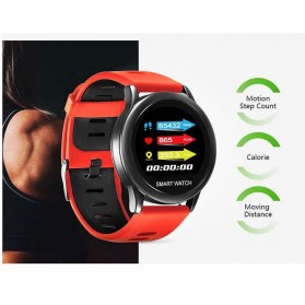 Spovan Smartwatch Fitness Tracker Android iOS - Venus - SW001 - Green - 9
