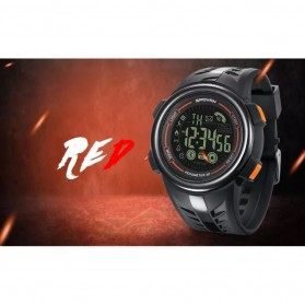 Spovan PR3 Fitness Sport Smartwatch Waterproof - Orange - 2