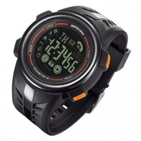 Spovan PR3 Fitness Sport Smartwatch Waterproof - Orange - 3