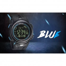 Spovan PR3 Fitness Sport Smartwatch Waterproof - Blue - 2