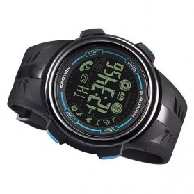 Spovan PR3 Fitness Sport Smartwatch Waterproof - Blue - 4