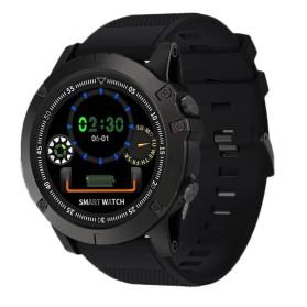 Spovan Mars Fitness Sport Smartwatch with Heartrate Sensor - Black - 2