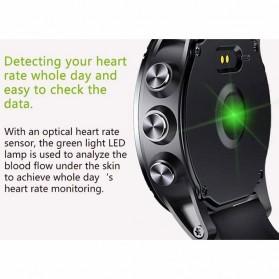Spovan Mars Fitness Sport Smartwatch with Heartrate Sensor - Black - 4