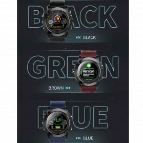 Spovan Mars Fitness Sport Smartwatch with Heartrate Sensor - Black - 5