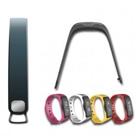SKMEI Jam Tangan OLED Gelang Smartwatch Fitness Notification - L28T - Yellow - 5