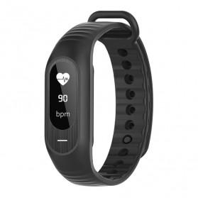 SKMEI Jam Tangan LED Gelang Fitness Tracker - B15P - Black