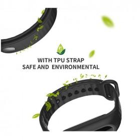 SKMEI Jam Tangan LED Gelang Fitness Tracker - B15P - Black - 8