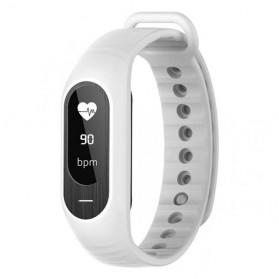 SKMEI Jam Tangan LED Gelang Fitness Tracker - B15 - White
