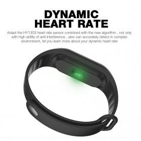 SKMEI Jam Tangan LED Gelang Fitness Tracker - B15S-C - Black - 2