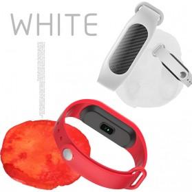 SKMEI Jam Tangan LED Gelang Fitness Tracker - B15S-C - Black - 4