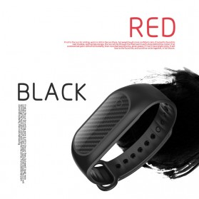 SKMEI Jam Tangan LED Gelang Fitness Tracker - B15S-C - Red - 5