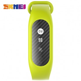 SKMEI Jam Tangan LED Gelang Fitness Tracker - B15S - Green