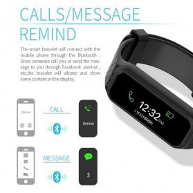 SKMEI Sport Smartwatch - L38I - Black - 6