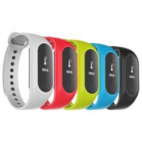 SKMEI Jam Tangan LED Gelang Fitness Tracker - B15S-D - Black - 7