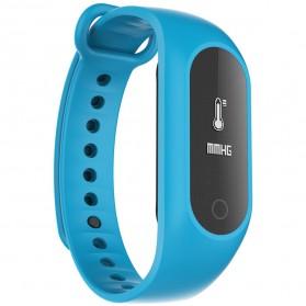 SKMEI Jam Tangan LED Gelang Fitness Tracker - B15S-D - Blue