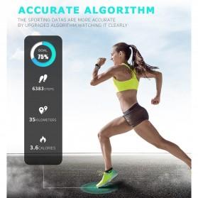 SKMEI Jam Tangan LED Gelang Fitness Tracker - B20 - Black - 3