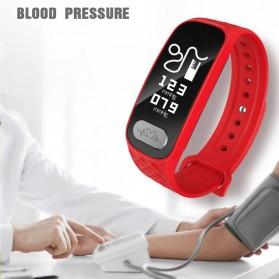 SKMEI Jam Tangan LED Gelang Fitness Tracker - B20 - Black - 5