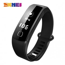 SKMEI Jam Tangan LED Gelang Fitness Tracker - B21 - Black