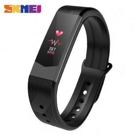 SKMEI Jam Tangan LED Gelang Fitness Tracker - B30 - Black