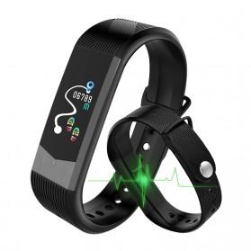 SKMEI Jam Tangan LED Gelang Fitness Tracker - B30 - Black - 3