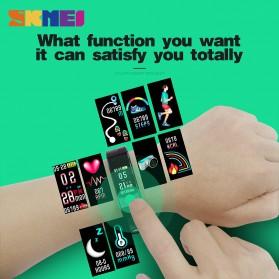 SKMEI Jam Tangan LED Gelang Fitness Tracker - B30 - Black - 5