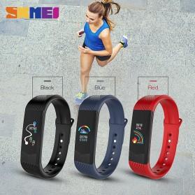 SKMEI Jam Tangan LED Gelang Fitness Tracker - B30 - Black - 7