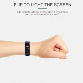SKMEI Jam Tangan LED Gelang Fitness Tracker Heartrate Monitor - B19 - Black - 8