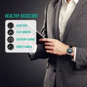 SKMEI Bozlun Smartwatch Jam Tangan Heart Rate Calorie - W30S - Black - 3