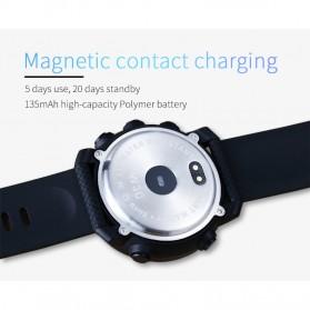 SKMEI Bozlun Smartwatch Jam Tangan Heart Rate Calorie - W30S - Black - 6