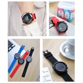 SKMEI Bozlun Smartwatch Jam Tangan Heart Rate Calorie - W30S - Black - 8