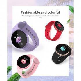 SKMEI Smartwatch Jam Tangan LED Heartrate Monitor - B36 - Pink - 2
