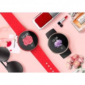 SKMEI Smartwatch Jam Tangan LED Heartrate Monitor - B36 - Pink - 3