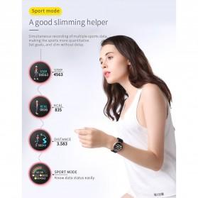 SKMEI Smartwatch Jam Tangan LED Heartrate Monitor - B36 - Pink - 4