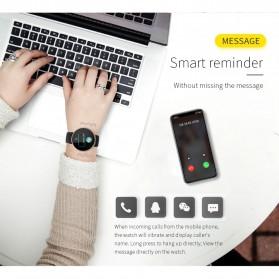 SKMEI Smartwatch Jam Tangan LED Heartrate Monitor - B36 - Pink - 5