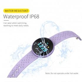 SKMEI Smartwatch Jam Tangan LED Heartrate Monitor - B36 - Pink - 6