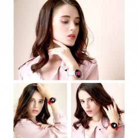 SKMEI Smartwatch Jam Tangan LED Heartrate Monitor - B36 - Pink - 9