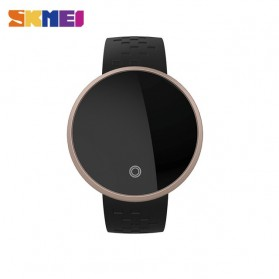 SKMEI Smartwatch Jam Tangan LED Heartrate Monitor - B36 - Black
