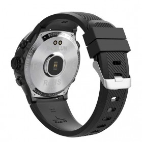 SKMEI Bozlun Smartwatch Galaxy Jam Tangan Heart Rate Multifunction - W31 - Black - 5