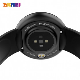 SKMEI Bozlun Smartwatch Jam Tangan LED Bluetooth Heartrate Monitor - B36M - Black - 2