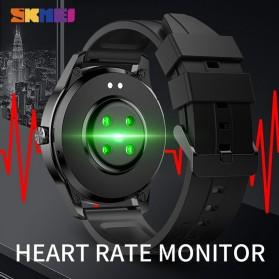 SKMEI Smartwatch Jam Tangan LED Bluetooth Heartrate Monitor - S1 - Black - 8