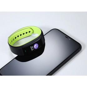 SKMEI Smartwatch Sport Tracker Blood Pressure Heart Rate - B25 - Black - 11