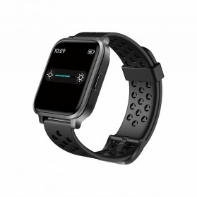 SKMEI Smartwatch Sport Fitness Tracker Heart Rate Waterproof for Android iOS  - X3C - Black - 8